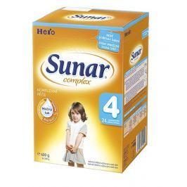Sunar Complex 4 mléčná výživa Standardní