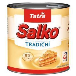Tatra Salko zahuštěné mléko slazené 8% Kondenzované