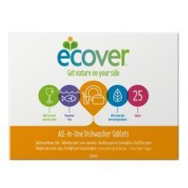 Ecover All in One tablety do myčky 70ks Multifunkční