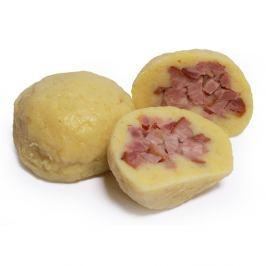 Láznička bramborový knedlík plněný uzenou vepřovou kýtou 2ks Těsta a knedlíky
