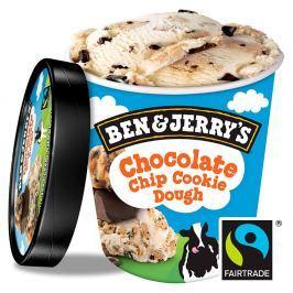 Ben&Jerry's Cookie Dough Vaničky a kelímky