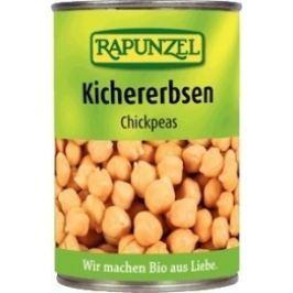 RAPUNZEL BIO cizrna sterilovaná Luštěniny a kukuřice