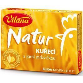 Vitana Natur bujón kuřecí 3l (6x10g) Bujóny