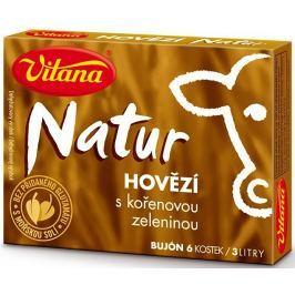 Vitana Natur bujón hovězí 3l (6x10g) Bujóny
