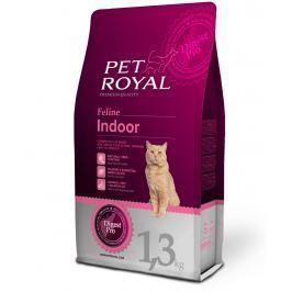 Pet Royal Cat Indoor Granulovaná krmiva