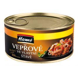 Hamé Vepřové maso ve vlastní šťávě Maso