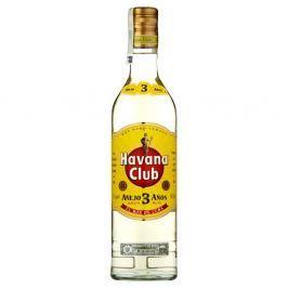 Havana Club Aňejo 3 Aňos kubánský bílý rum Rum