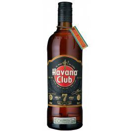 Havana Club Añejo 7 años kubánský rum