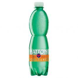Mattoni minerální voda perlivá pomerančová Potraviny