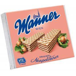 Manner Neapolitaner oplatky oříškové Oplatky a sušenky