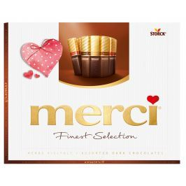 Merci Finest selection hořká