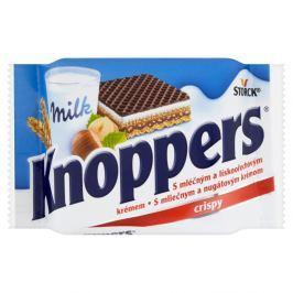 Knoppers oplatka Oplatky a sušenky