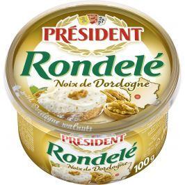Président Rondelé s vlašskými ořechy Potraviny