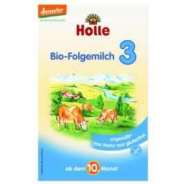 Holle BIO Dětské mléko 3 od 10. měsíce věku Standardní