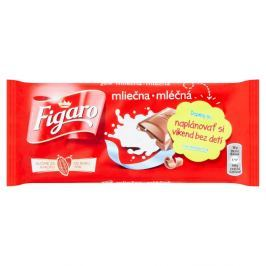 Figaro Mléčná čokoláda Potraviny