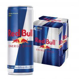 Red Bull energetický nápoj Pack 250ml x