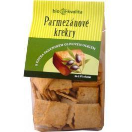 Bionebio BIO Parmezánové krekry s extra panenským olivovým olejem