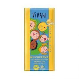 VIVANI  BIO Kids čokoláda mléčná s náplní