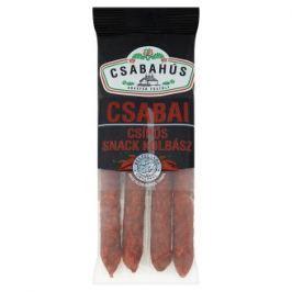 Csabahús Csabai klobása snack