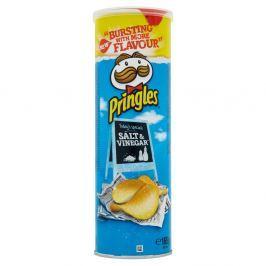 Pringles Křupavý pikantní snack s příchutí soli a octa