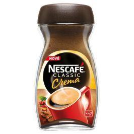 Nescafé CLASSIC Crema rozpustná káva