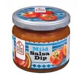 Fine Food Mild salsa dip