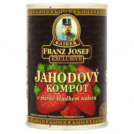F.J.Kaiser Jahodový kompot v mírně sladkém nálevu