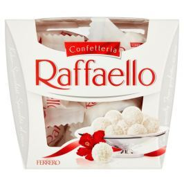 Raffaello pralinky s mandlí a kokosem