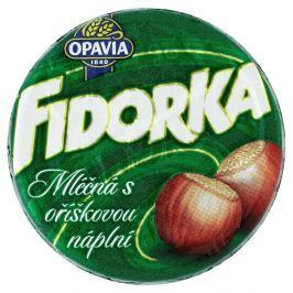 Opavia Fidorka Lux mléčná čokoláda s oříšky