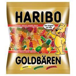 Haribo Goldbären / Zlatí medvídci želé s ovocnou příchutí