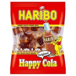 Haribo Bonbóny Happy cola želé s příchutí ovoce a coly