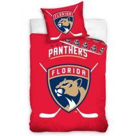 TipTrade bavlna povlečení NHL Florida Panthers 140x200 70x90