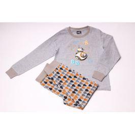 Chlapecké bavlněné pyžamo Star Wars 134/140