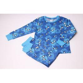 Chlapecké bavlněné pyžamo Spiderman 116/122