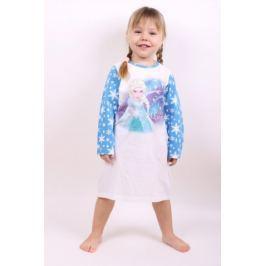 Bavlněná noční košile pro holčičky Frozen 104/110