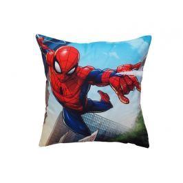 Dekorační dětský polštářek Spiderman zásah 40x40