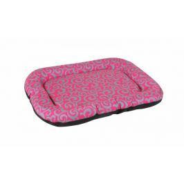 Kvalitní psí pelíšek Excellent růžový 38x59