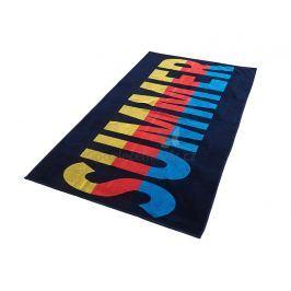 Letní plážová osuška Maxi Ibiza Summer 90x160