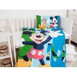 Dětské povlečení do postýlek Mickey baby 100x135