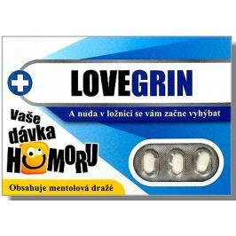 Nekupto Sladká první pomoc 2 Mentolové dražé Lovegrin 30 ks 001