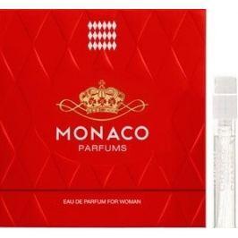 Monaco Monaco Femme parfémovaná voda 1,5 ml s rozprašovačem, Vialka