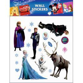 Room Decor Samolepky na zeď Disney Ledové království 30 x 30 cm