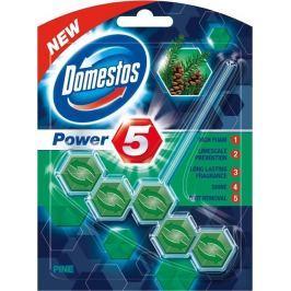 Domestos Power 5 Pine Wc tuhý blok 55 g