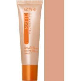 Gabriella Salvete Matte Foundation make-up 103 Soft Beige 30 ml