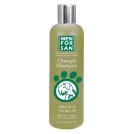 MenForSan Tea Tree olej přírodní šampon proti svědění pro psy 300 ml