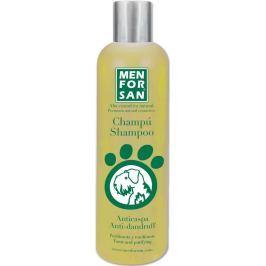 MenForSan Citron proti lupům přírodní šampon pro psy 300 ml