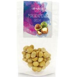 Allnature Makadamové ořechy 50 g