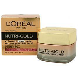 Loreal Paris Nutri-Gold Vyživující denní krém pro zdravím zářící pleť 50 ml