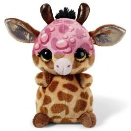Nici Bublinová žirafka Neenee Plyšová hračka nejjemnější plyš 16 cm