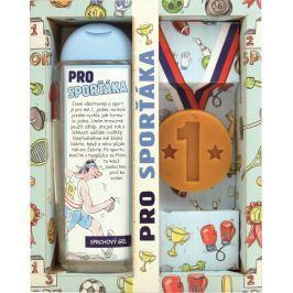 Bohemia Gifts & Cosmetics Urbanova kosmetika Pro sportovce sprchový gel 300 ml + mýdlo